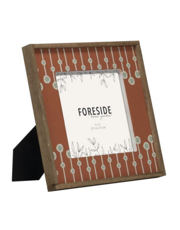 Foreside Dots Photo Frame