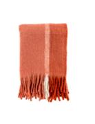 Indaba Trading Ltd Indaba Whistler Woven Throw in Rust
