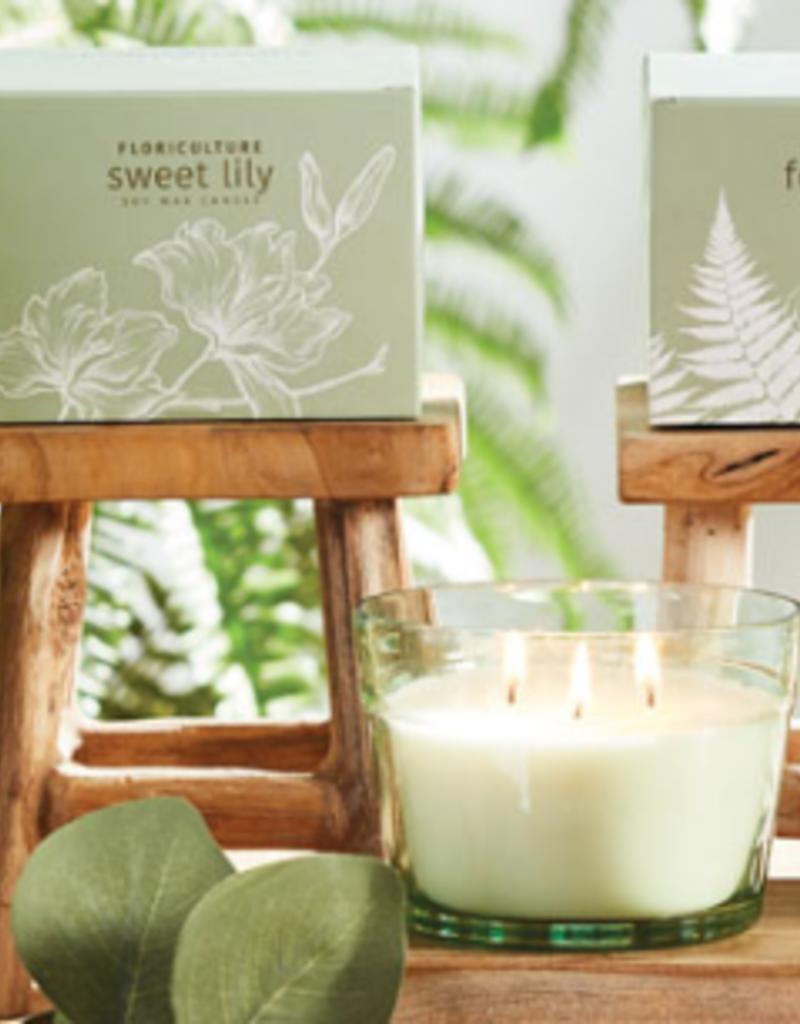 Napa Home & Garden Floriculture Candle