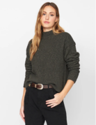 Sanctuary Sanctuary Teddy Mock Sweater