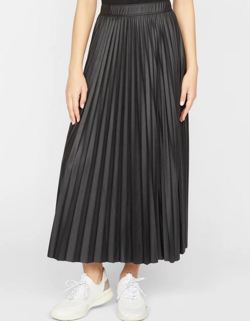 Sanctuary Sanc Top Secret Pleated Midi Skirt