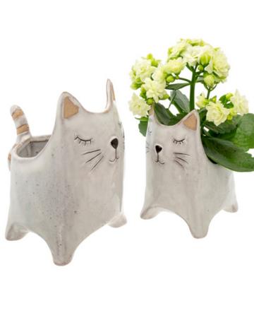 Indaba Trading Ltd Here Kitty Kitty Pot