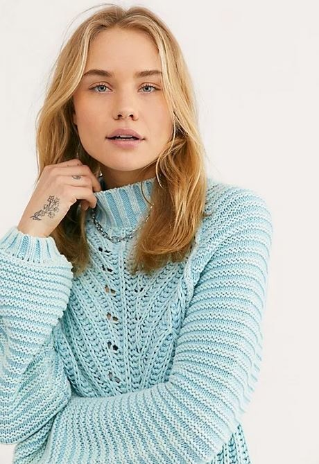 Sweetheart Sweater 1