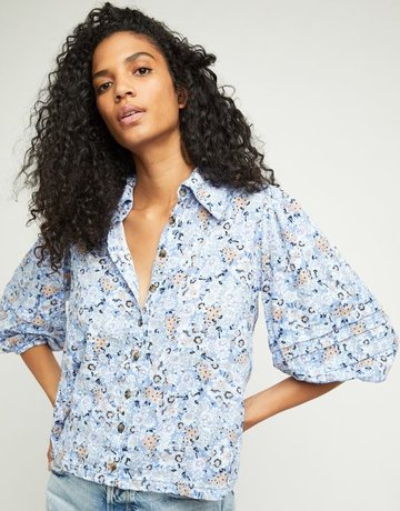 Free People Happy Days Blouse
