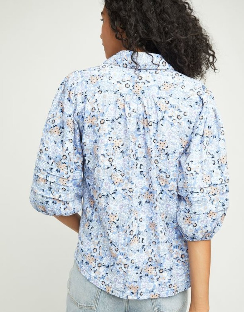 Free People Free People Happy Days Blouse