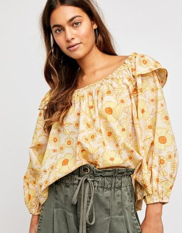 Free People Miss Daisy Top