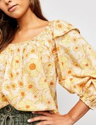 Free People Free People Miss Daisy Top