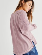 Free People Free People Heart to Heart Henley