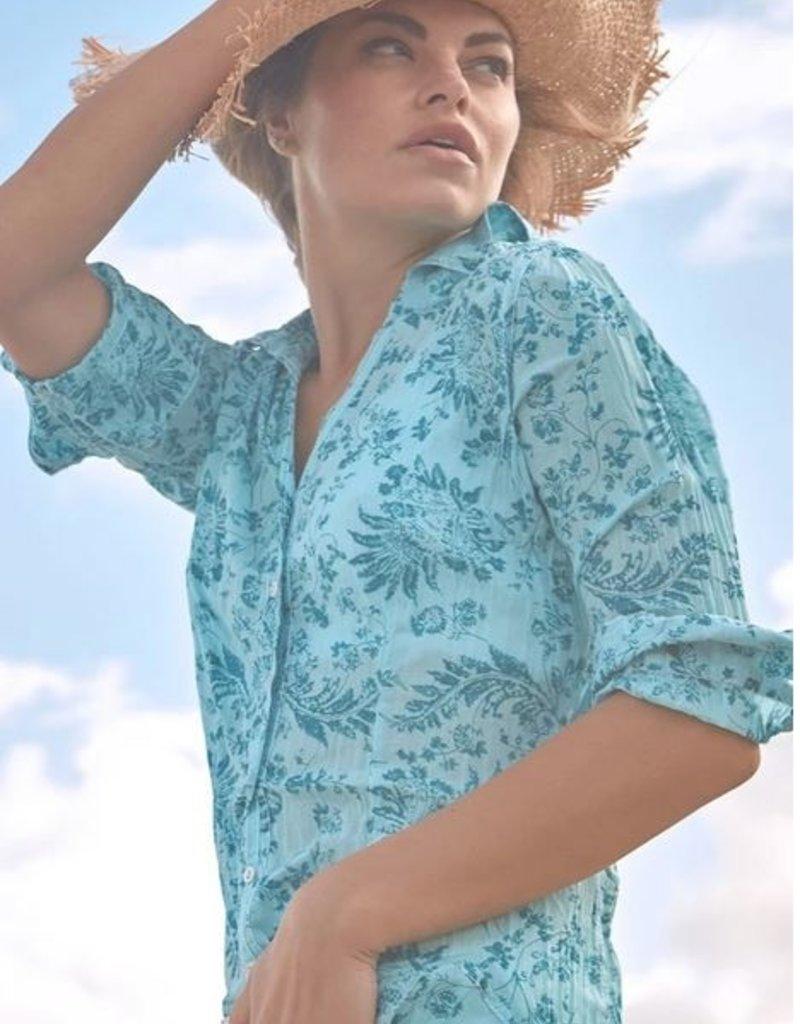 CINO CINO French Polynesian Shirt
