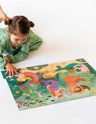 Chronicle Books Mermaid Friends Floor Puzzle