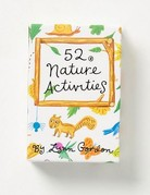 Chronicle Books 52 Activities in Nature