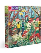 eeBoo Publishing Hike in the Woods Puzzle
