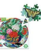 eeBoo Publishing Bouquet & Birds Puzzle