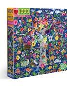 eeBoo Publishing Tree of Life Puzzle