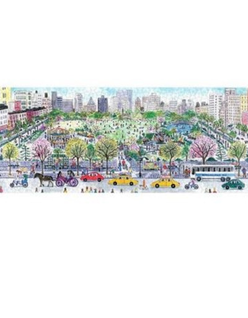 Chronicle Books Michael Storrings Cityscape Puzzle