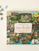 Chronicle Books The World of Jane Austen Puzzle