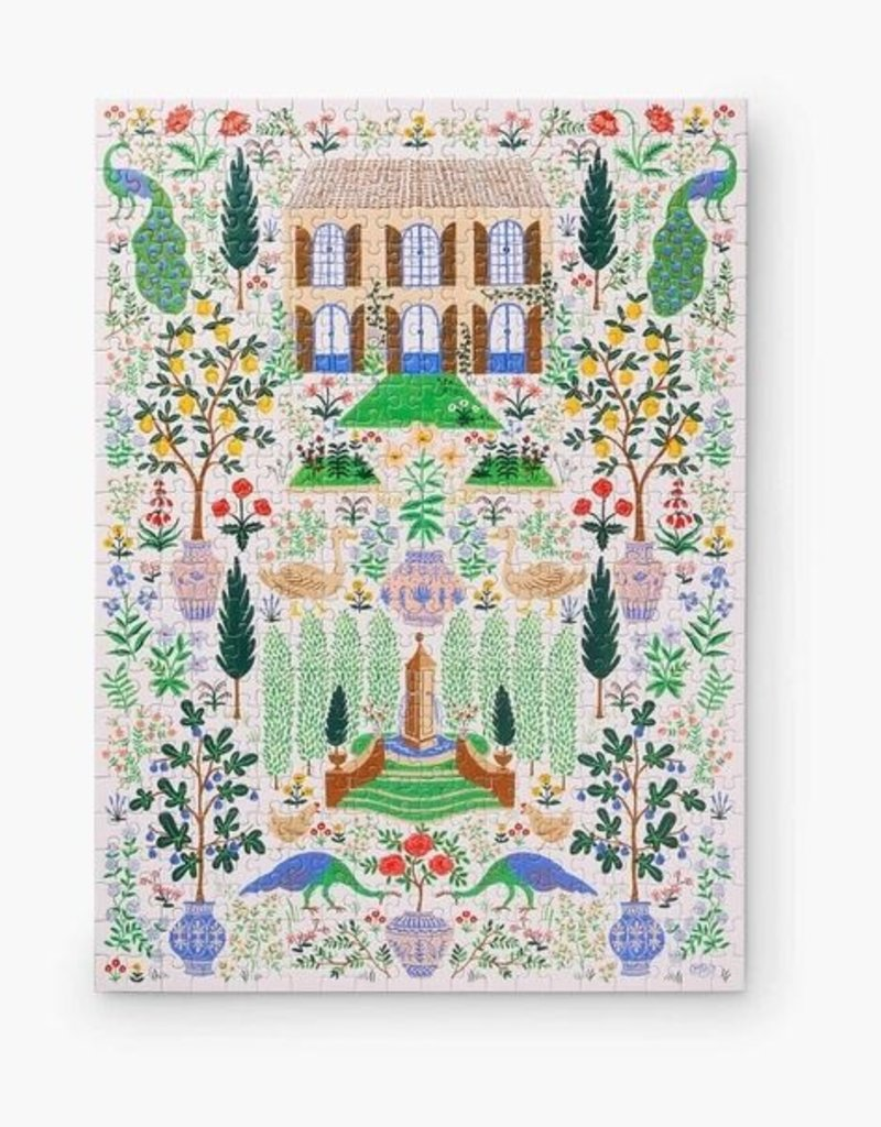 Chronicle Books Rifle Paper Co Camont Puzzle