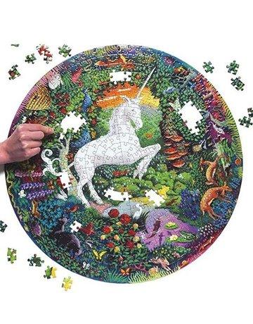 eeBoo Publishing Unicorn Garden Puzzle