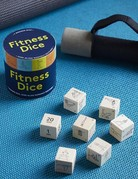 Chronicle Books Fitness Dice