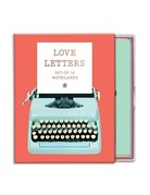 Chronicle Books Love Letters Notecards Set