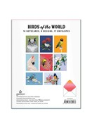 Chronicle Books Birds of the World Notecards
