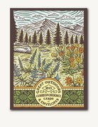 Chronicle Books Great Outdoors Correspondence Cards