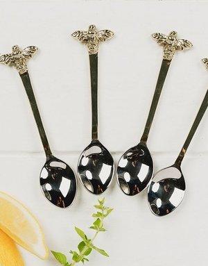 Selbrae House Ltd Gold Bee Spoons