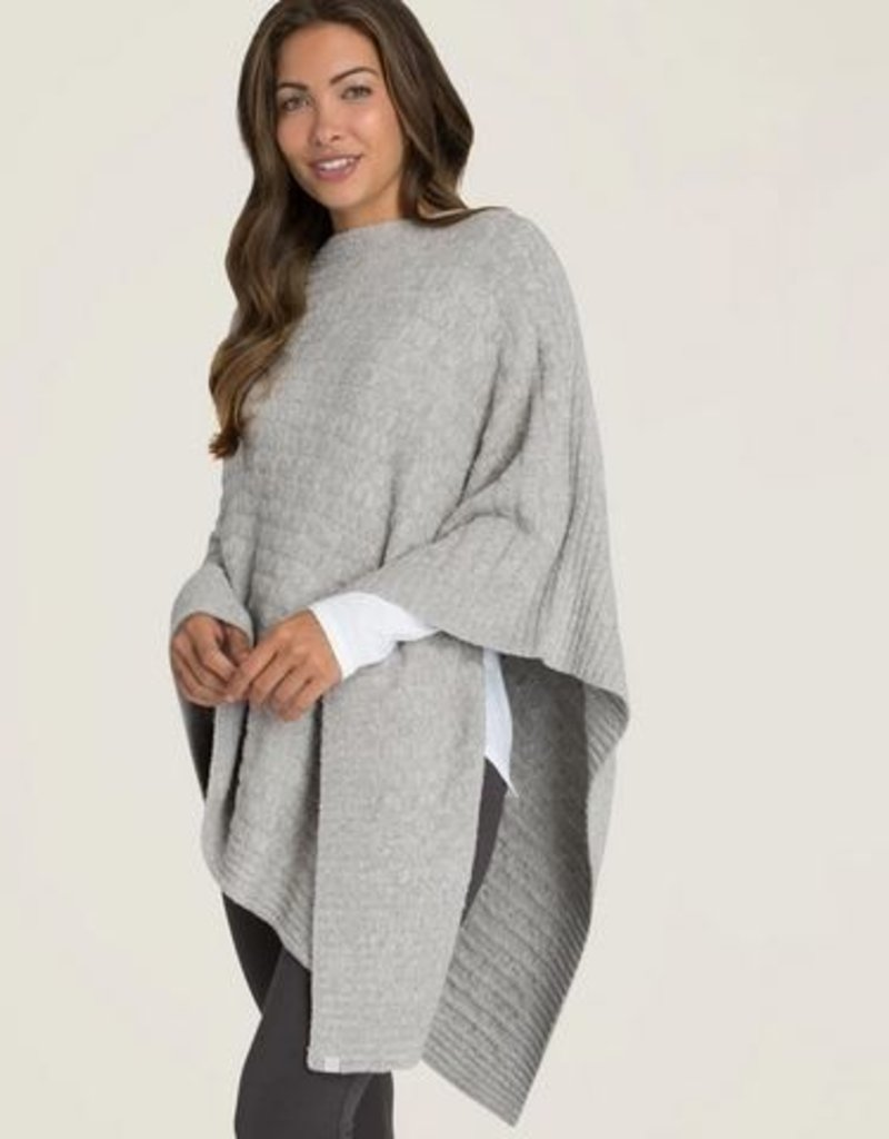 Barefoot Dreams Barefoot Dreams Cable Poncho