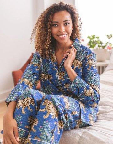 PrintFresh Bagheera Long Pajama Set