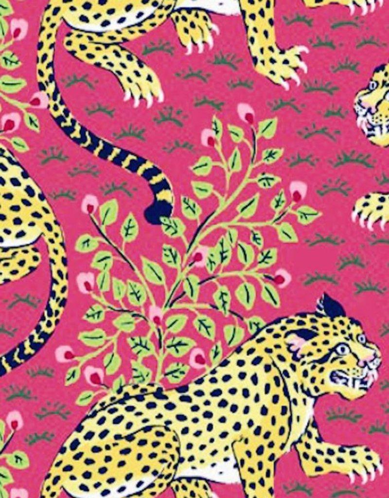 PrintFresh PrintFresh Pink Bagheera Shorts PJ Set