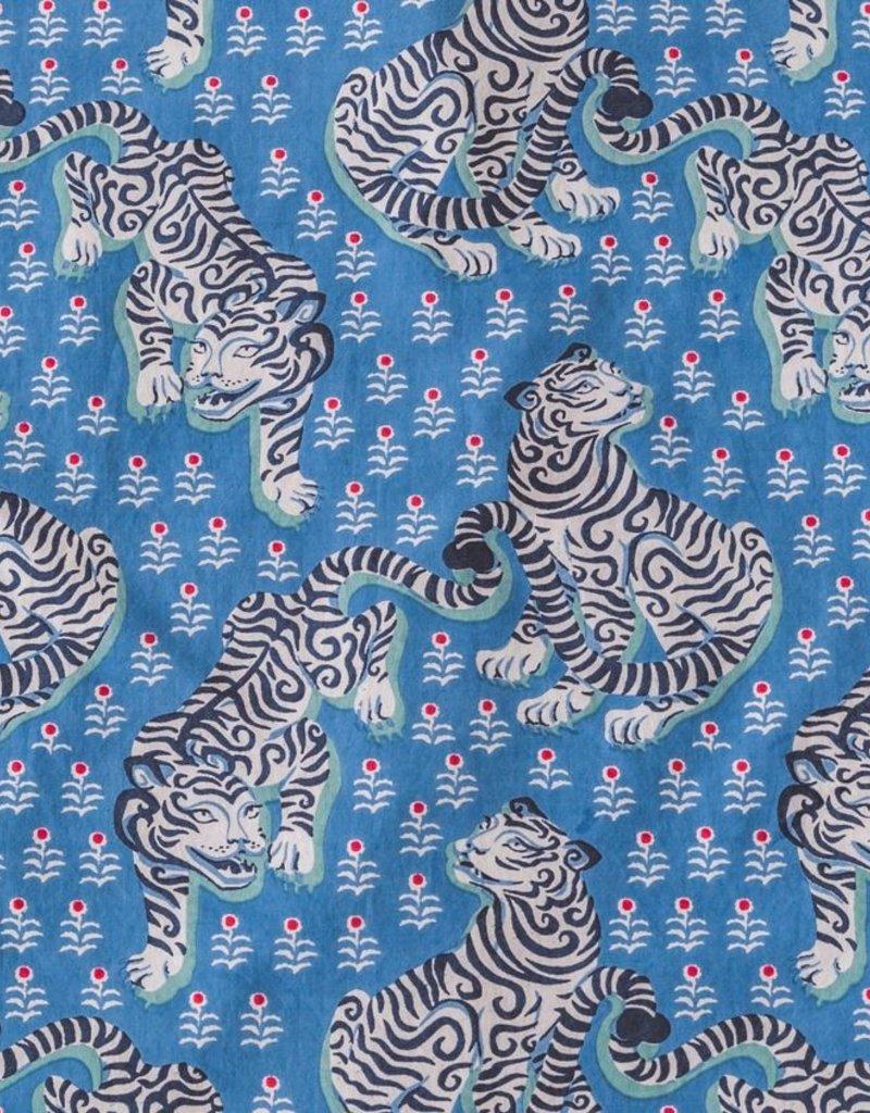 PrintFresh PrintFresh Tiger Queen Shorts PJ Set