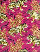 PrintFresh PrintFresh Bagheera Pink Long PJ Set