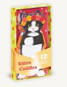 Chronicle Books Kitten Cuddles Notecards
