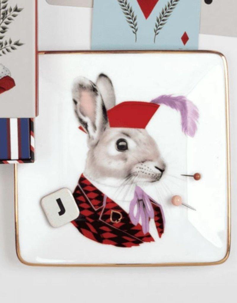 Chronicle Books Berkley Bestiary Porcelain Tray -