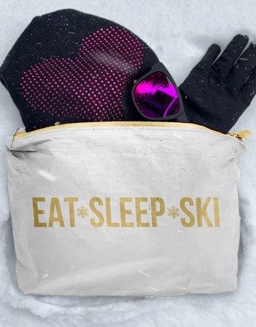 Hi Love Travel HiLove Medium Pack - EAT, SLEEP, SKI
