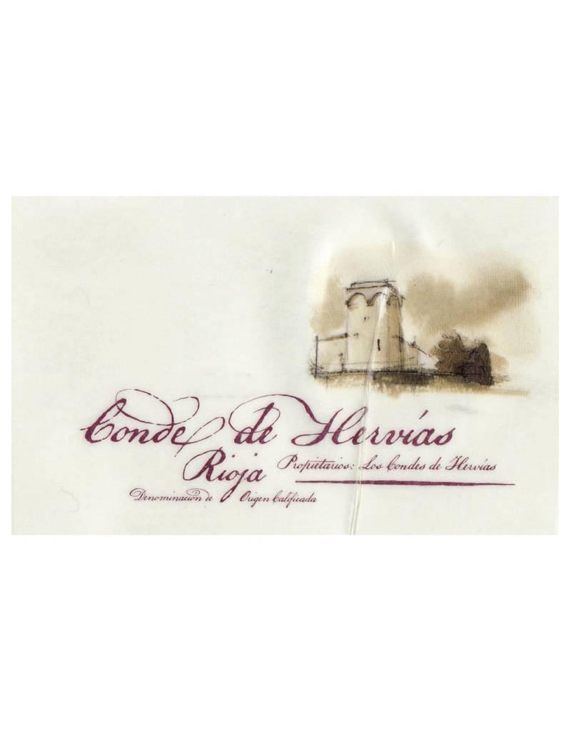 Conde de Hervias 2008 Rioja, Spain