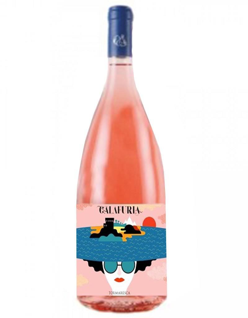Tormaresca Calafuria 2017 Negroamaro Rosato Salento IGT, Puglia, Italy Rosé 1.5L