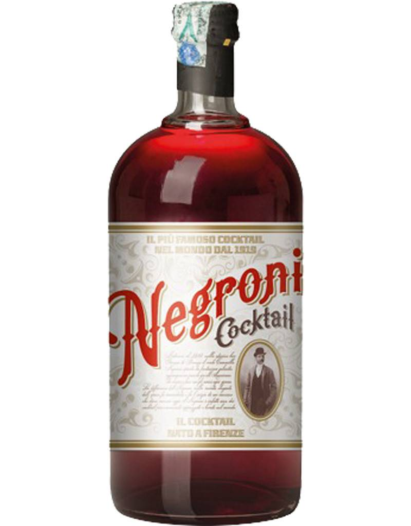 Market Street Spirits, Negroni Cocktail, Italy 1L