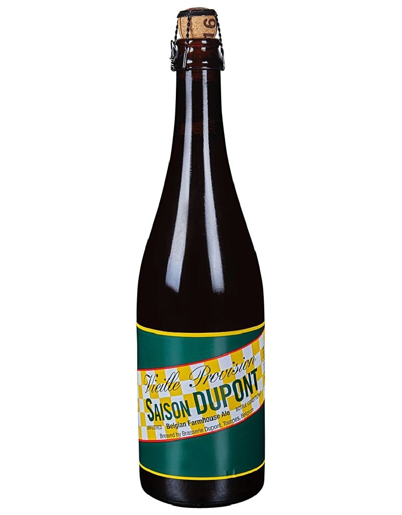 Saison Dupont, Belgian Farmhouse Ale, 4pk Bottle