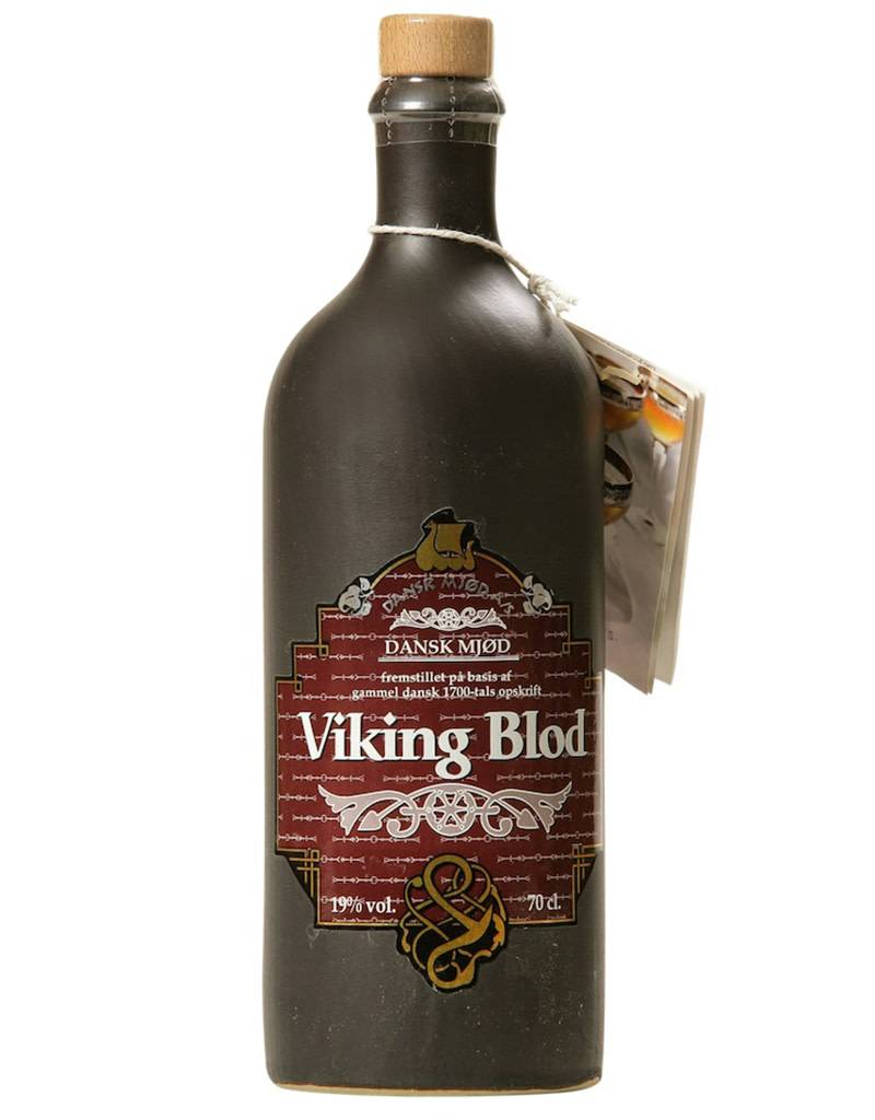 Dansk Mjod Viking Blod Mead, Denmark, 750mL