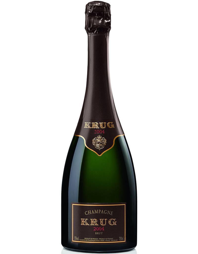 KRUG KRUG 2004 Brut Vintage Champagne