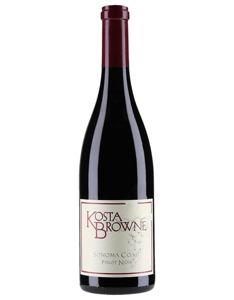 Kosta Browne 2017 Sonoma Coast Pinot Noir, Sonoma County, Sebastopol, California