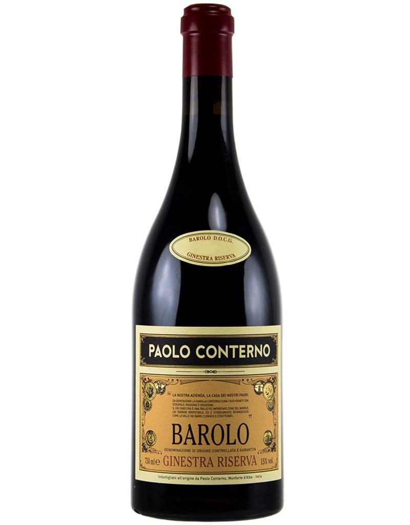 Paolo Conterno 2010 Barolo Riserva, Ginestra, Monforte d'Alba, Piedmont, Italy