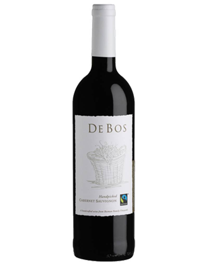 De Bos Handpicked Vineyards 2013 Cabernet Sauvignon, Wellington, South Africa