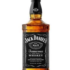 Jack Daniels Distillery Jack Daniel's Tennessee Whiskey 1L