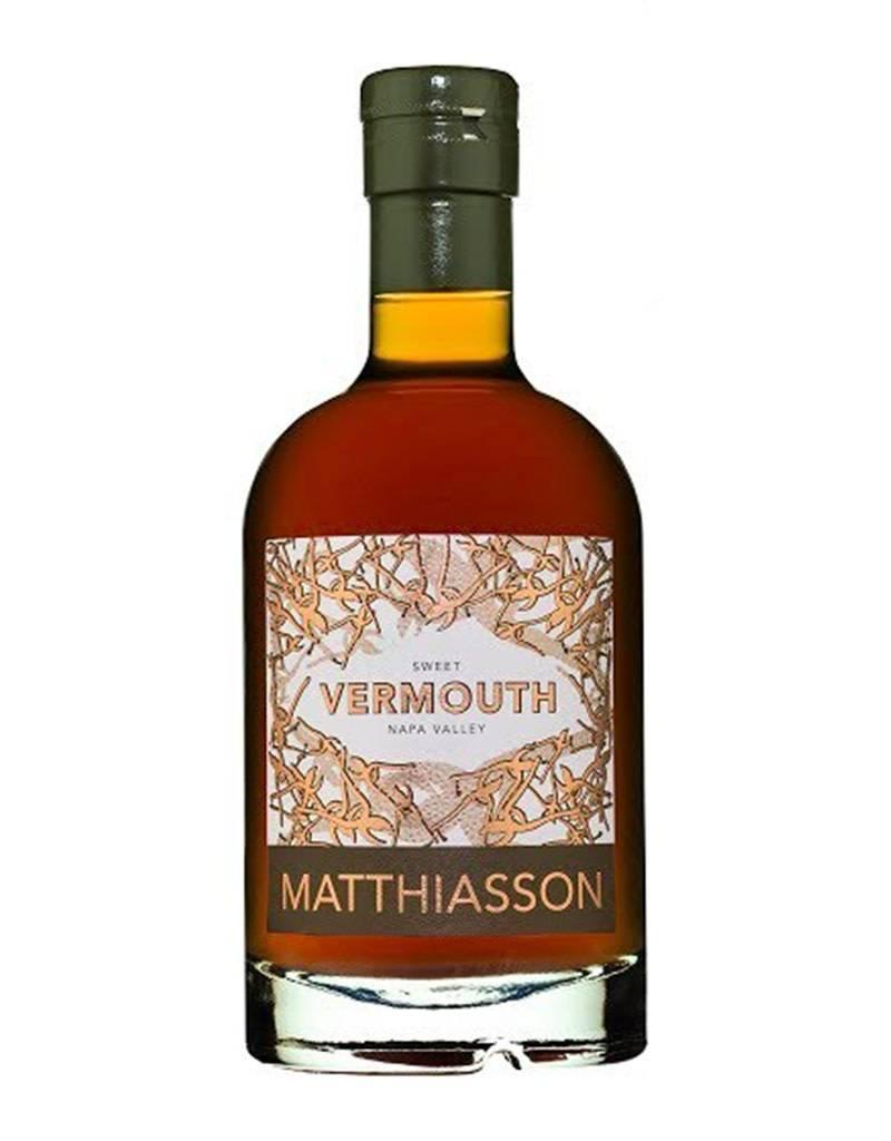 Matthiasson Sweet Vermouth, Napa Valley