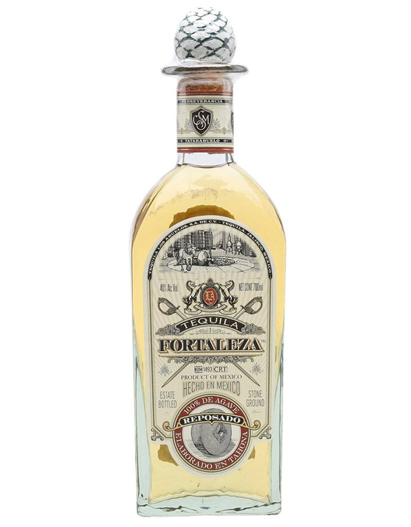 Tequila Fortaleza Reposado, Mexico