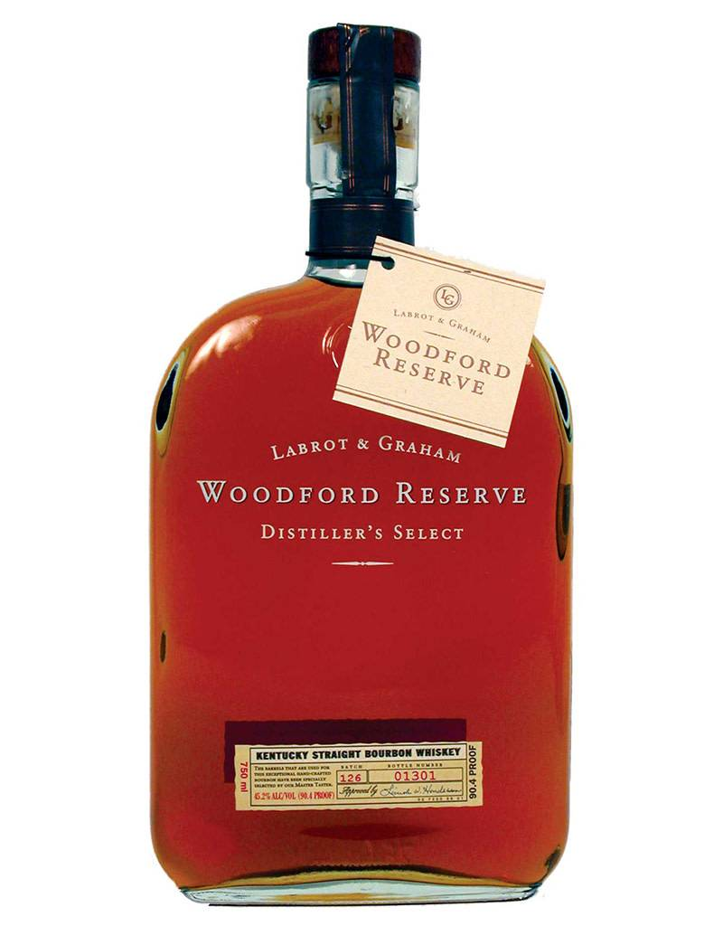 Woodford Reserve Kentucky Straight Bourbon Whiskey 1.75L