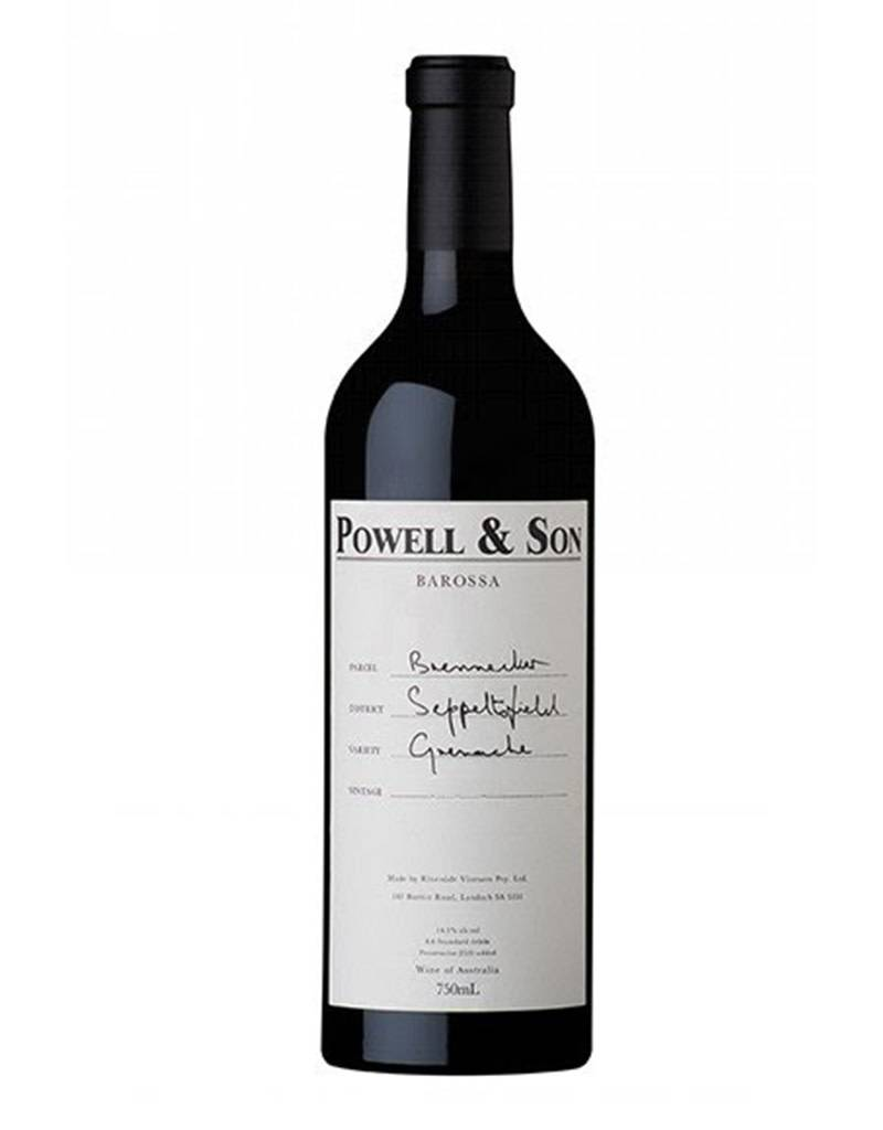 Powell & Sons 2016 Brennecker Grenache, Seppeltsfield, Barossa Valley, Australia