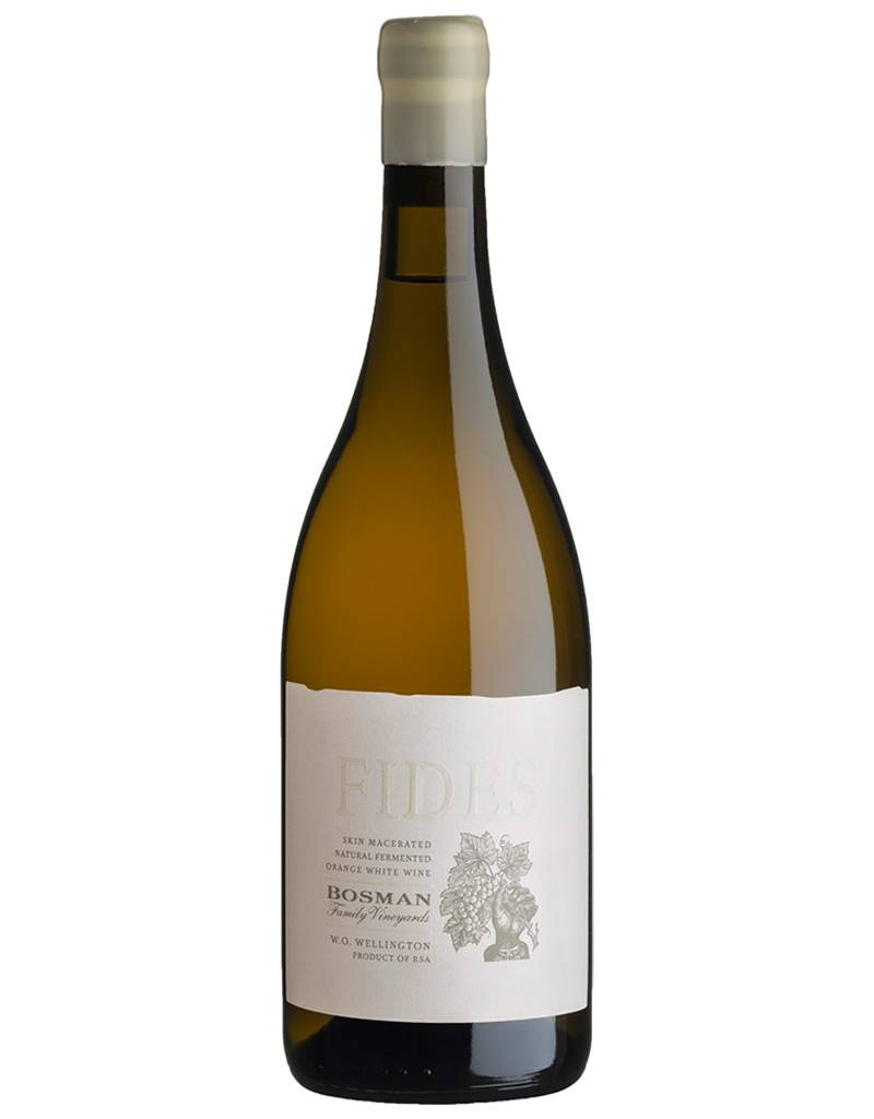 Bosman Family Vineyards 2016 'Fides' Grenache Blanc [Orange Wine], Wellington, South Africa